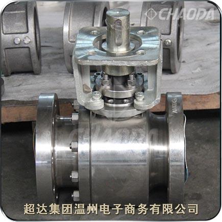 Class900浮动式球阀
