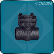 Class300承插焊连接锻钢旋启式止回阀